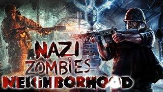 Cod Waw Pc Custom Zombies on Neighborhood Live Commentary/Gameplay