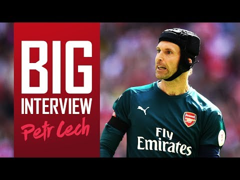 I WANT TO WIN THE LEAGUE! | Up Close with Petr Cech