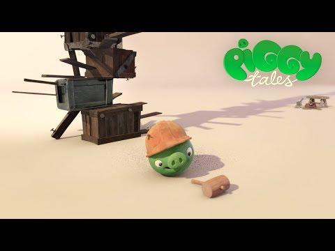 Piggy Tales - Stavbár