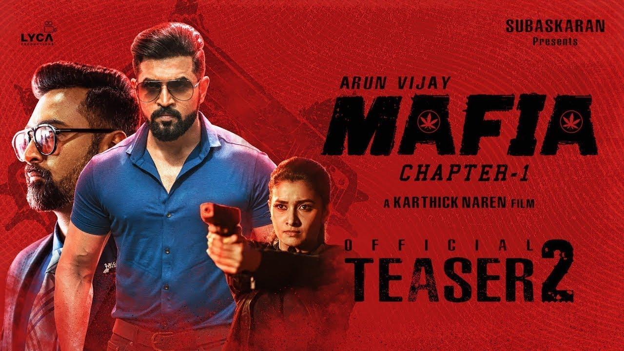 MAFIA - Teaser #2 | ArunVijay, Prasanna, Priya Bhavani Shankar | KarthickNaren | Subaskaran | Review