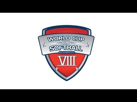 2013 World Cup of Softball: Japan vs. Australia