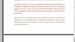 achilles heal of Civil Law Part 2