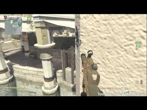 MW3 - Glitches NEW Out of Map Oasis (Solo)
