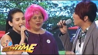 Vice Ganda & Karylle sings Buko again after rift on 'Showtime'