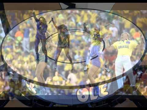 بالصور هذا هو الافتتاح الذي قدمته البرازيل 2014