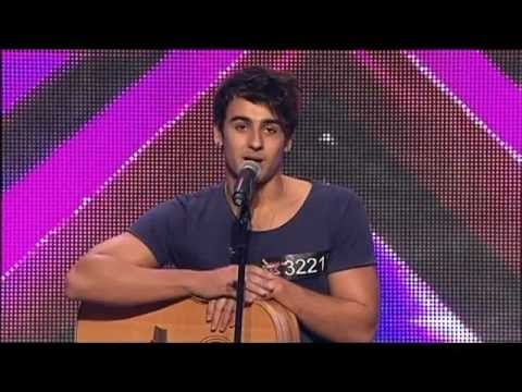 Adil Memon - Auditions - The X Factor Australia 2012 night 1` [FULL]