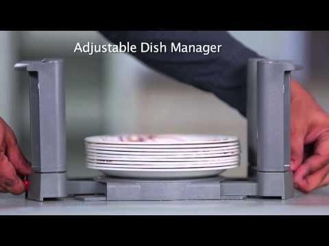 <span>Adjustable Dish Organizer</span>