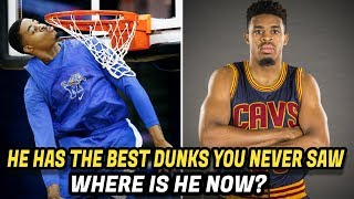 This NBA Player Used to Own the Highest NBA Vertical Jump Ever! Where is He Now? DJ Stephens