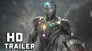 """AVENGERS 4 - Tribute Trailer (2019) - """"End Game"""""""