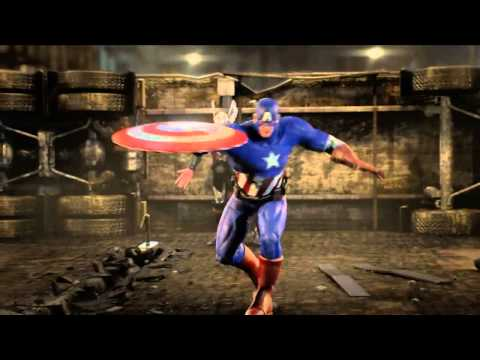 Marvel Avengers: Battle for Earth - Comic-Con 2012 Trailer