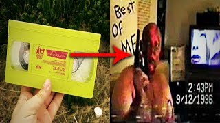 Top 15 Mysterious REAL Found Footage Tapes