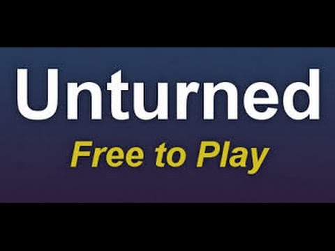 Cách để chơi online unturned với nhau trên steam (FREE)