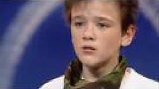 George Sampson On Britain's Got Talent 2008