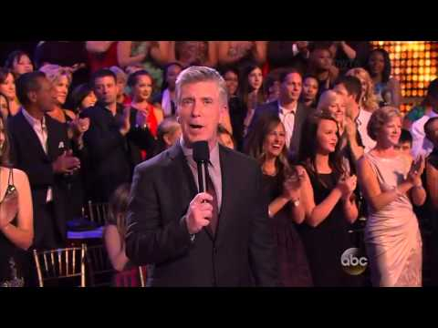 Glee's Amber Riley Drops From Top  the Leader Board on DWTS -Video