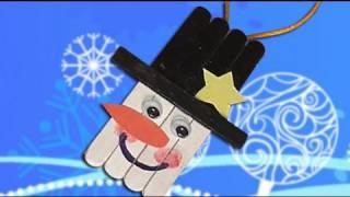 Decoración de navidad - Muñeco de Nieve