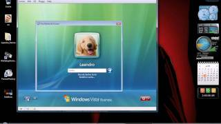 Burlar LOGON Do Windows Vista Entrar Sem SENHA No VISTA