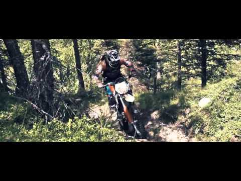 Comportamiento ideal con la KTM Freeride