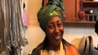 Eating Healthy with Mama G (The African Way)