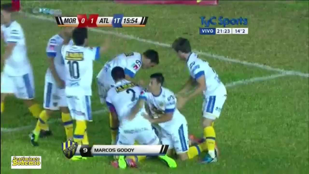 Deportivo Moron 2-1 Atletico Atlanta