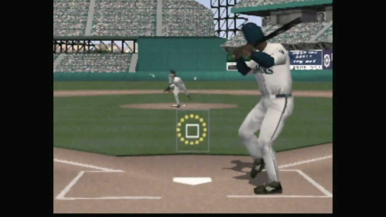 Ken Griffey Jr Baseball N64 Cheats