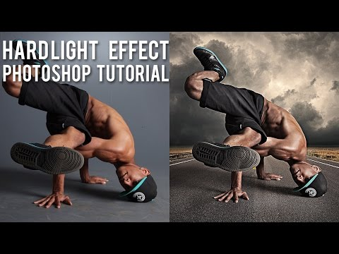 12-Hard Light Effects in Photoshop - (english)