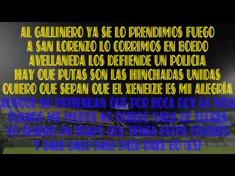 La 12 Boca Juniors Nuevo Tema 2011 - Cuando Yo Muera Quiero un Trapo Con Estos Colores