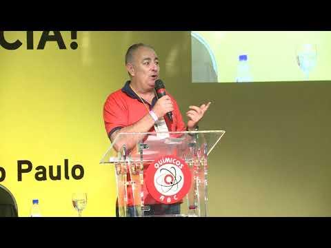 Sergio Nobre no 13º Congresso dos Químicos do ABC