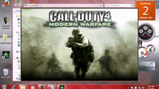 How To Install Cod4 For PC Free.avi