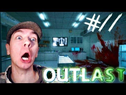 Outlast - Part 11 | ENDING! | Gameplay Walkthrough - Commentary/Face cam reaction