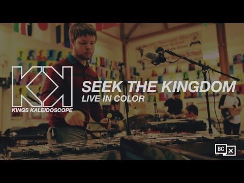 Seek Your Kingdom