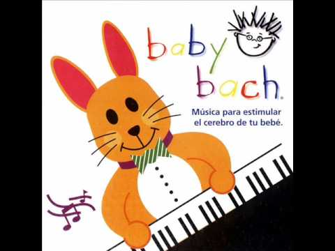 Suite orquesyal nª 4  Rejouissance - Baby Bach.wmv