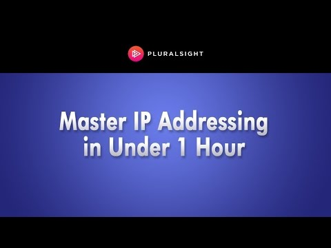 Networking Fundamentals: Master IP Addressing in Under 1 Hour