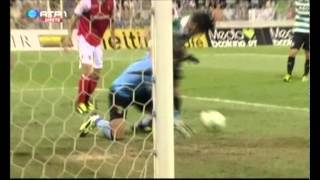 Sporting - 0 Braga - 1, Torneio do Guadiana 2013