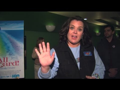Rosie O'Donnell Refuses to Work With Reality TV Stars on 'The View'