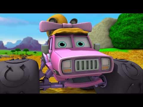 Meteor Monster Truck 15. - Skús to znovu