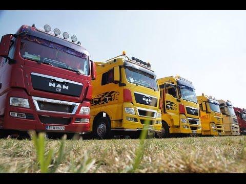 MAN Trucker's World - Master Truck 2014