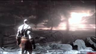 God Of War III Kratos VS Zeus (Father Son Epic Showdow
