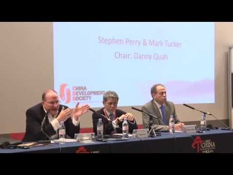 LSE SU China Development Forum 2014 - Keynote Opening Session