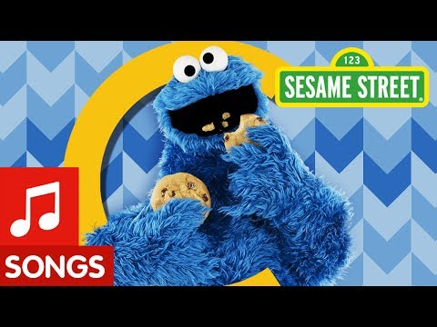 Sesame Street: Cookie Monster Sings C is for Cookie, Cookie's favorite food starts with the letter C -- that's good enough for him! For more fun games and videos for your preschooler in a safe, child-friendly e...