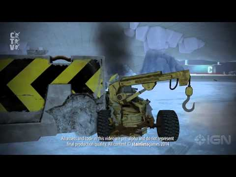 Carmageddon's Vehicle Damage Technology