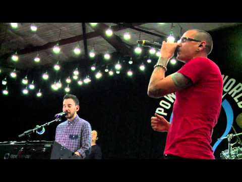 Linkin Park - &quot;Burn It Down&quot; live at Rio+Social 2012