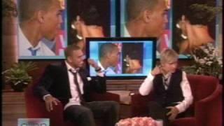 Chris Brown on Ellen view on youtube.com tube online.
