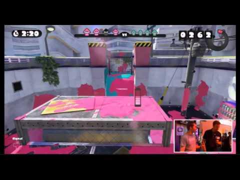Nintendo Treehouse Live @ E3 - more Splatoon (with devs)
