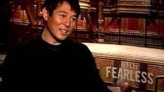 Jet Li Interview