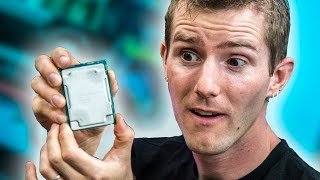 Previewing Intel's Threadripper 2 Killer??