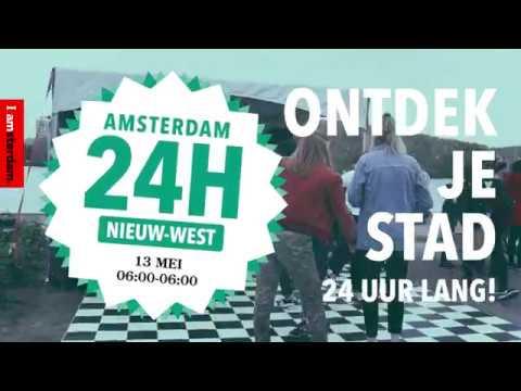 I amsterdam | 24H Nieuw West | Aftermovie