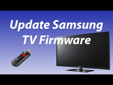 how to flash firmware bush smart tv