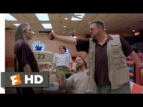 You're Entering a World of Pain - The Big Lebowski (4/12) Movie CLIP (1998) HD