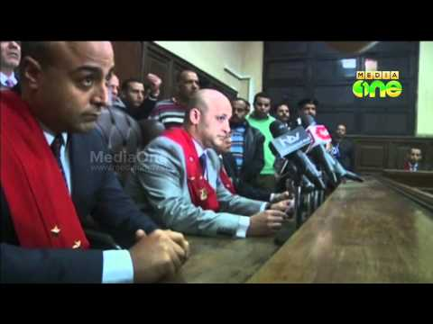 Egypt court acquits 155 protesters