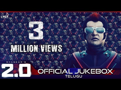 Robo-2Point0--Official-Jukebox--Telugu-